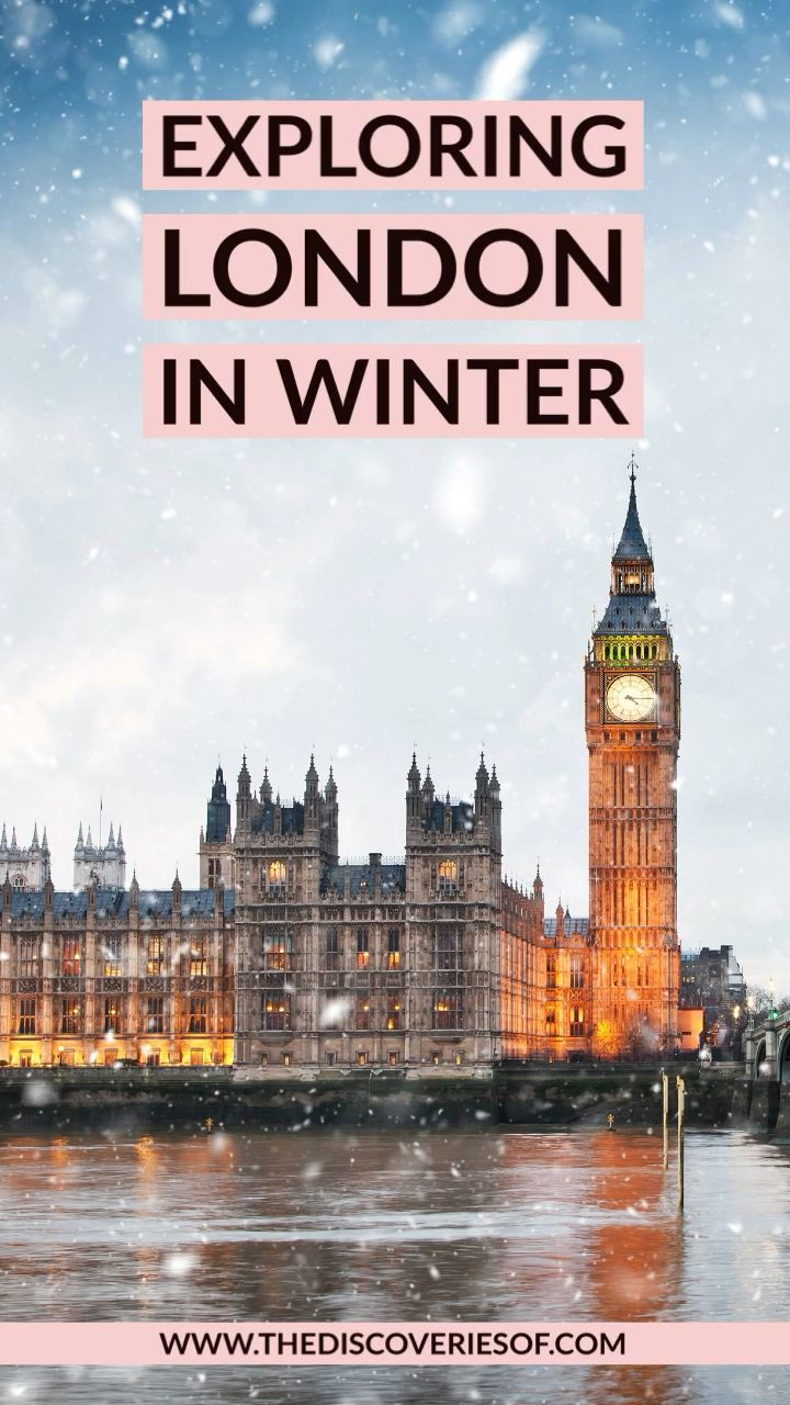 , Cool Things to do in London in Winter, My Travels Blog 2020, My Travels Blog 2020