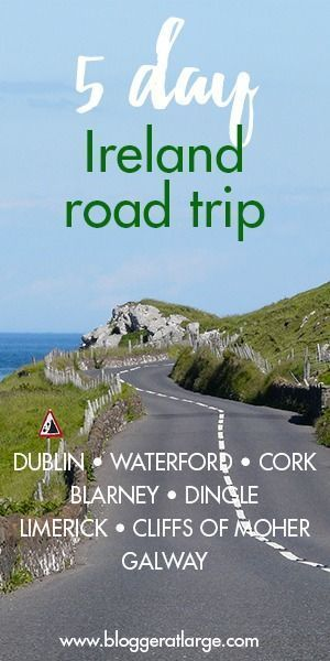 Ireland: a 5-day road trip