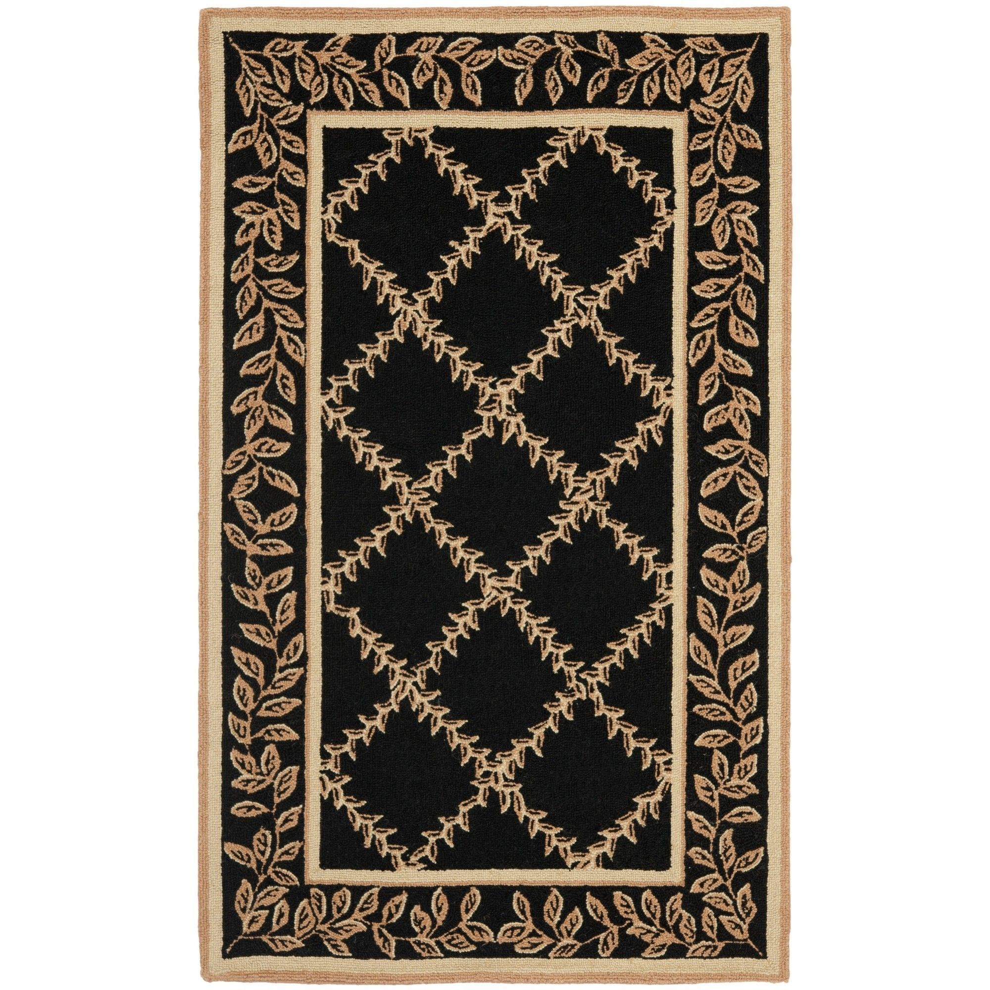 chelsea black  gold wilton trellis area rug. chelsea black  gold wilton trellis area rug  products