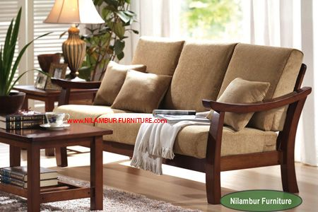 Domino Sofa Set Nilambur Furniture Wooden Sofa Designs Wooden Sofa Set Wood Sofa