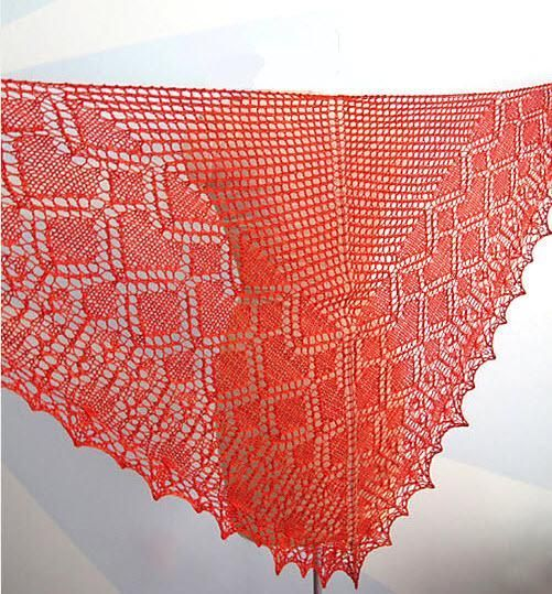 For The Love Of Lace 8 Lovely Lace Knitting Patterns Shawl