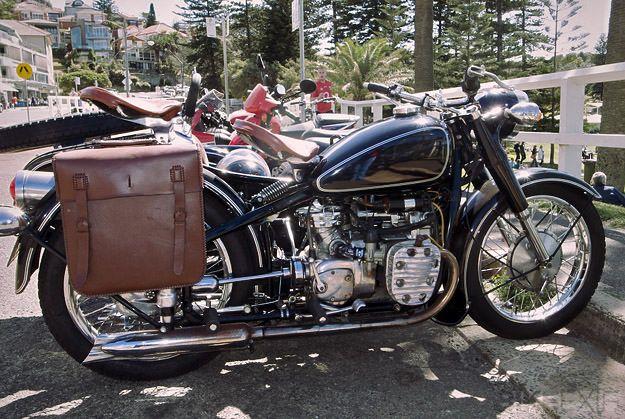 Chang Jiang 750 M1 Bike Exif Classic Motorcycles Bike