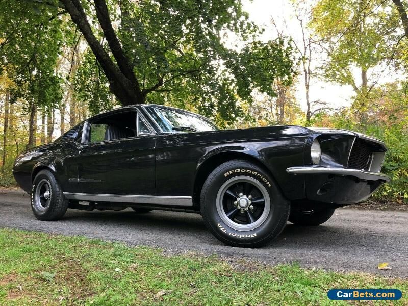 1967 Ford Mustang Ford Mustang Forsale Canada
