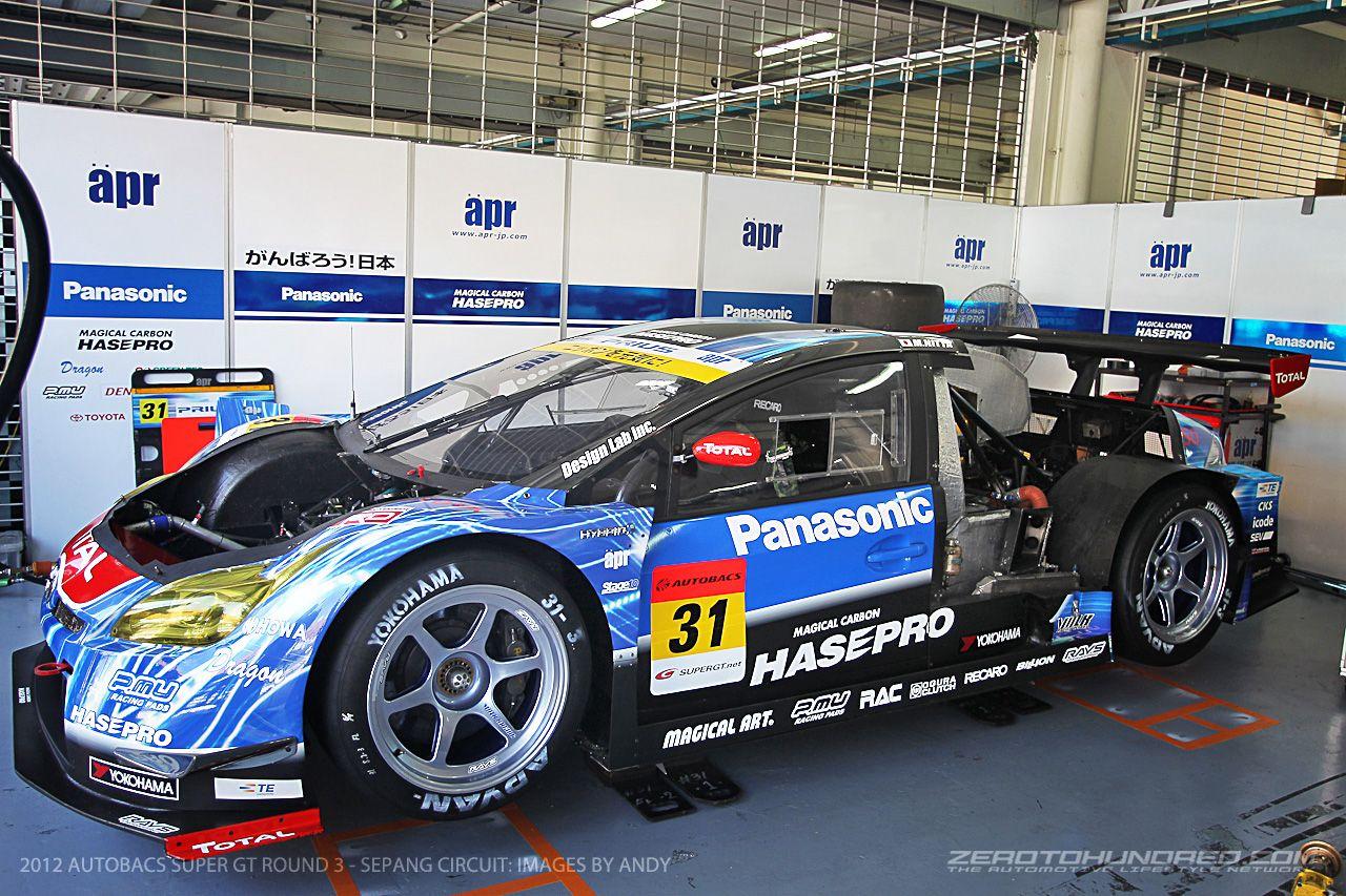 Super Gt Prius Prius Open Wheel Racing Racing