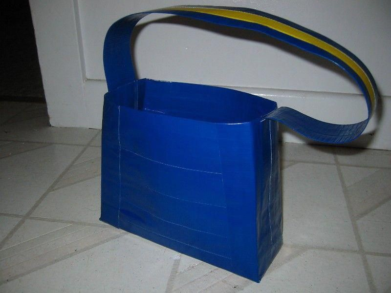 Picture Of Duct Tape Handbag