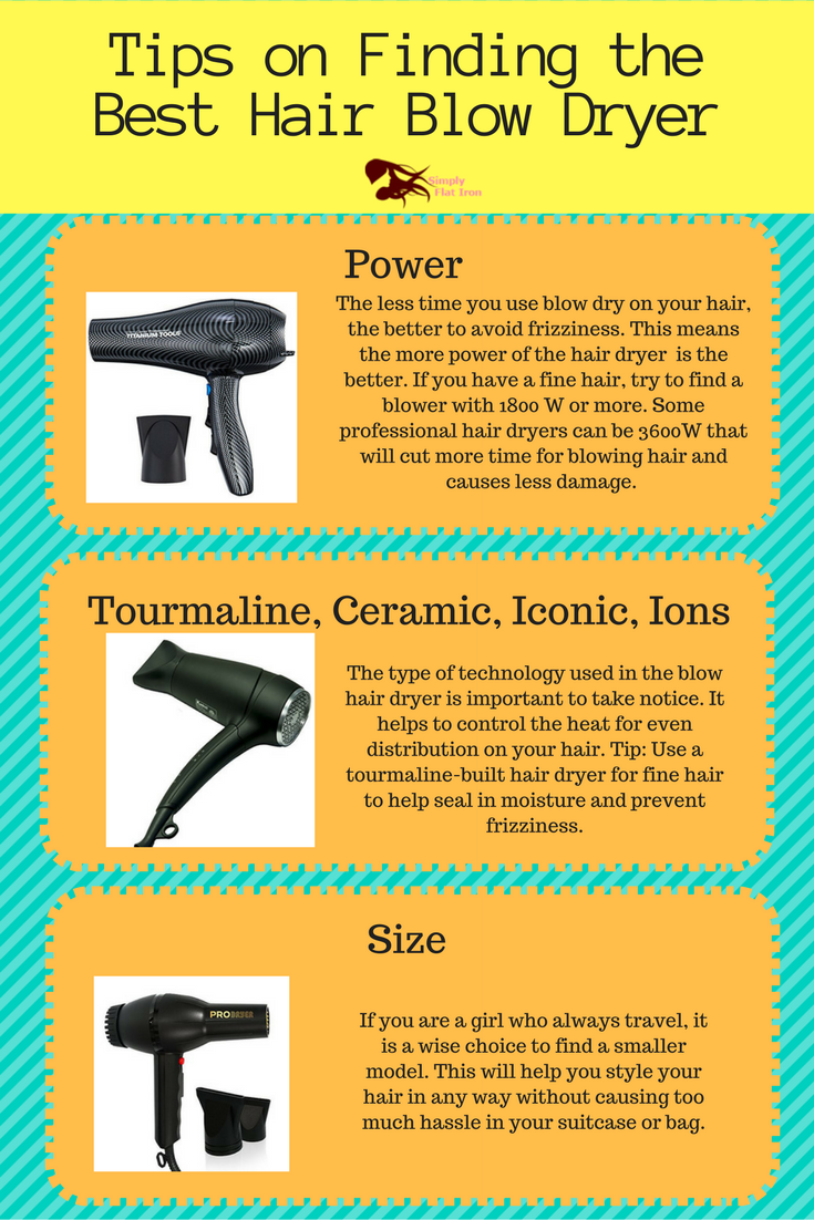 Best Hair Dryer for Fine Hair recommendations