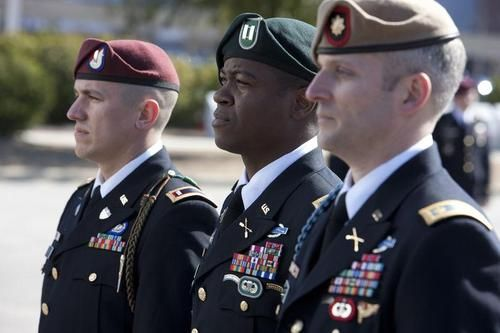 United States Army Airborne Green Beret Army Rangers