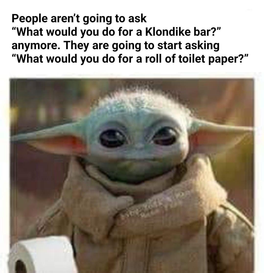 Pin By Norah Moors On Baby Yoda In 2020 Yoda Funny Yoda Meme Yoda