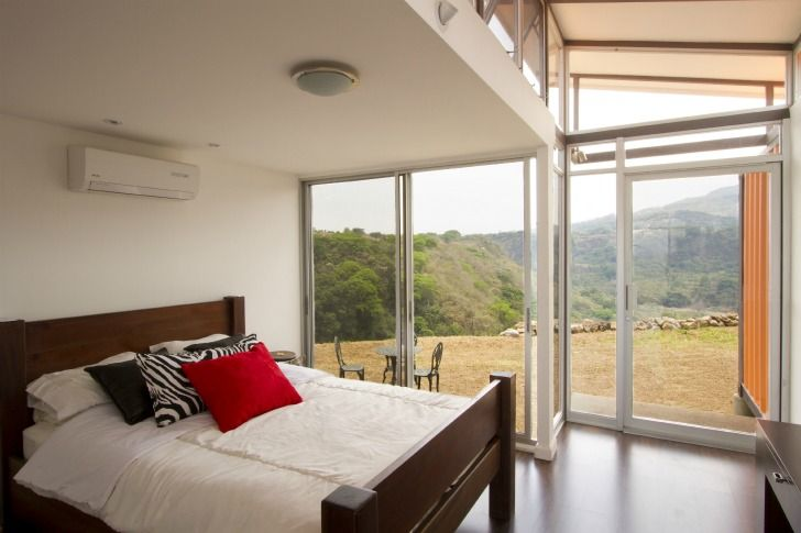 Benjamin Garcia Saxe Shipping Container: Containers Of Hope: Cool Costa Rican Shipping Container