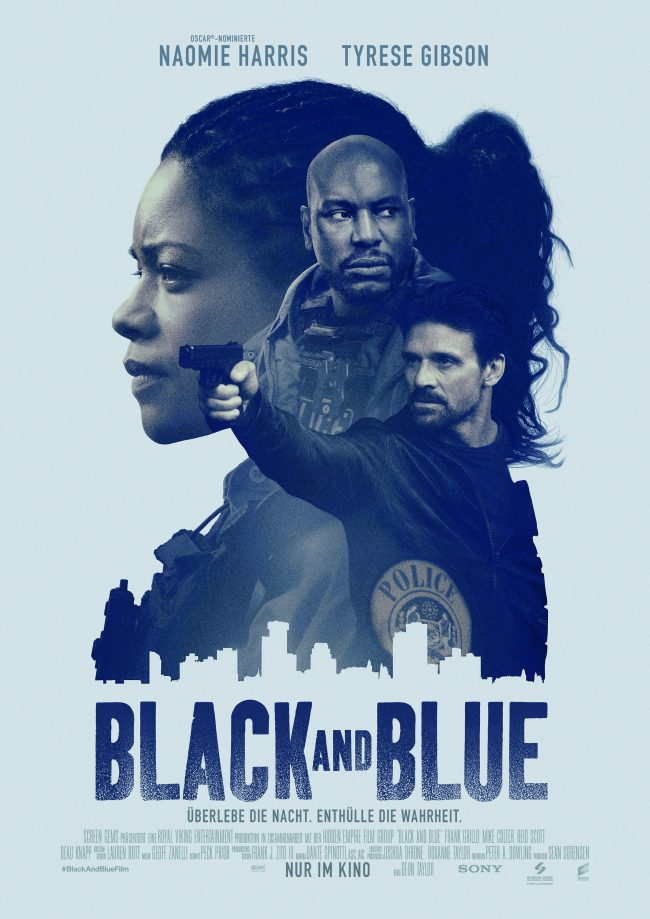Black And Blue 2019 Movie Posters In 2020