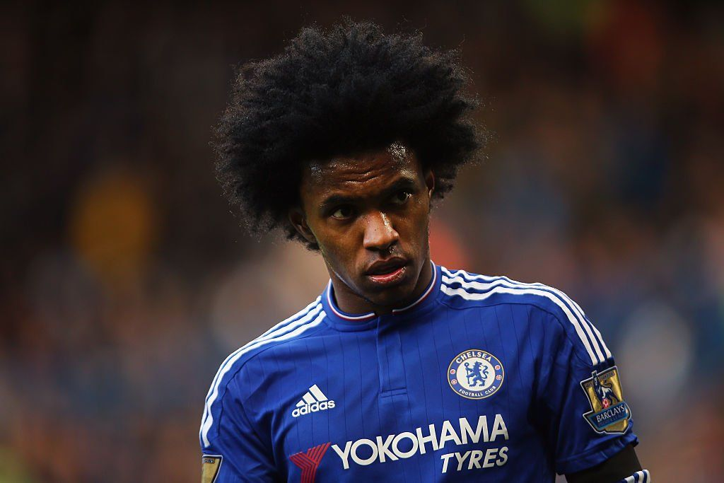 Brazilian midfielder Willian has signed a new four-year contract with Chelsea  http://bit.ly/2a6FpVj #CFC