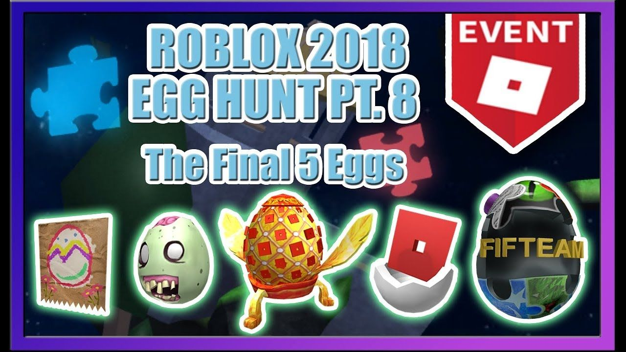 I Don T Know If I Can Win This Roblox Escape The Amazing - Roblox Egg Hunt 2018 Part 8 Final 5 Eggs Fabergegg Fifteam