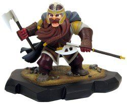 Lord of the Rings: Animated Gimli Maquette $49.95