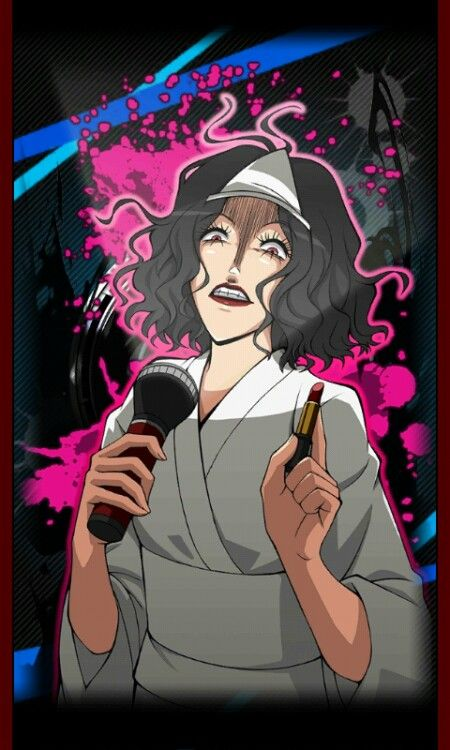Assassination Classroom | Ansatsu Kyoushitsu | Game Cards | Hazama Kirara