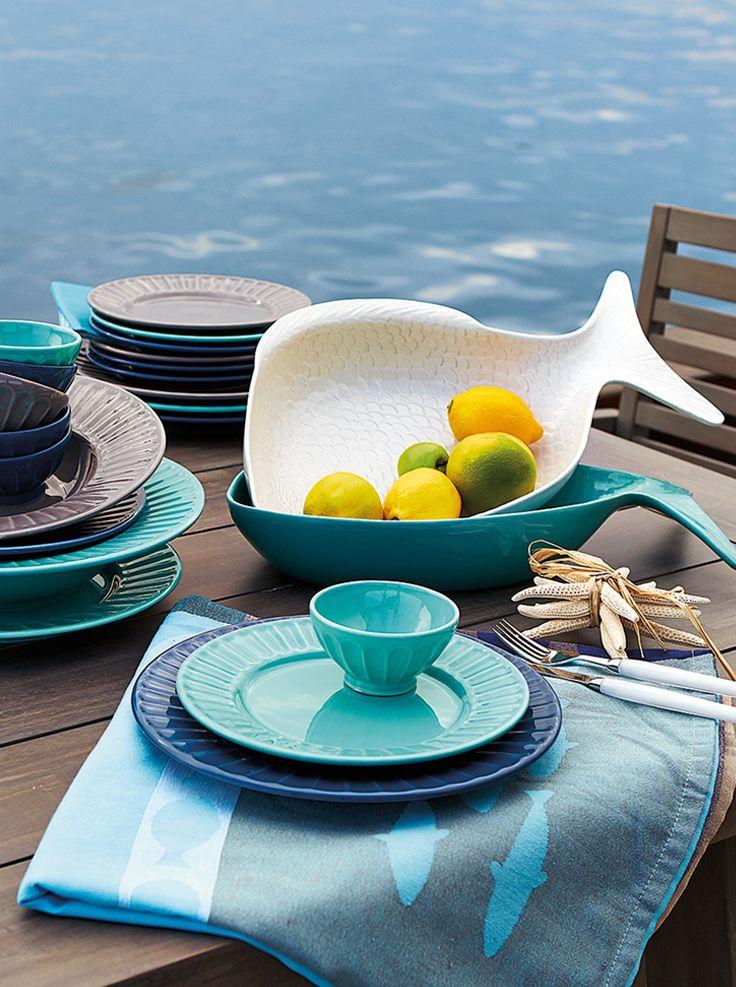 Plats plats saladiers corbeilles arts de la table décoration intérieur