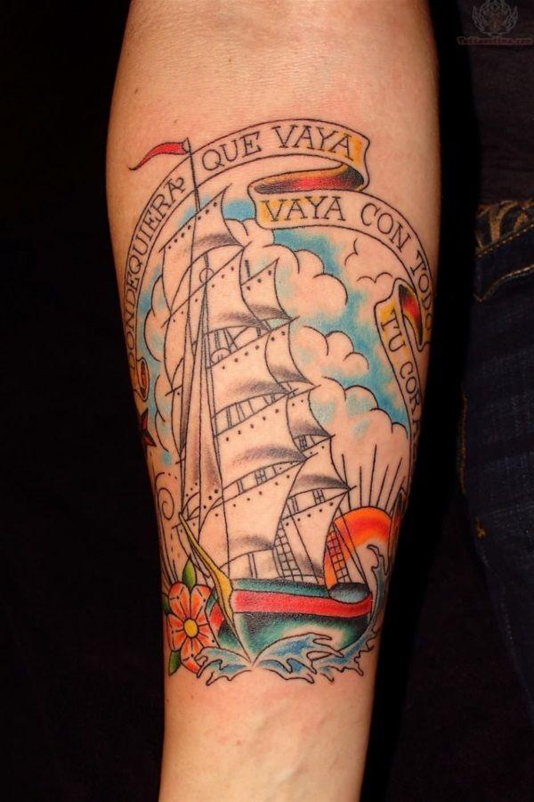 50 Unterarm Tattoo Vorlagen Pinterest