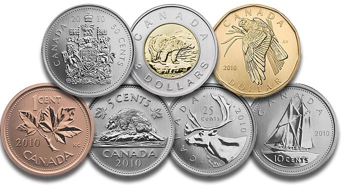 Weird Laws Paying With Coins In Canada Canadian Coins Coins