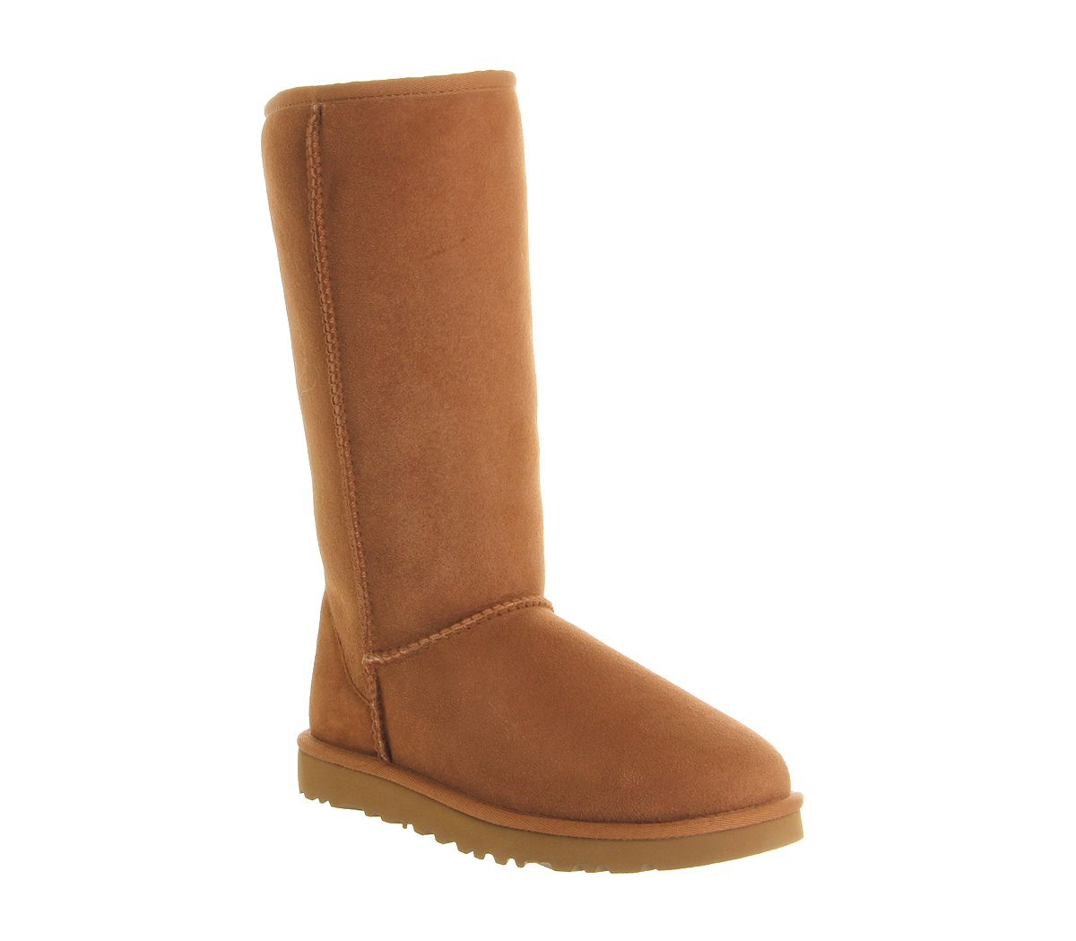 UGG Classic Tall Boots Chestnut - Knee Boots