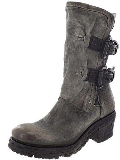 #bottines #as98 - air step 699202 gris, chaussures  femme airstep - as98 d44airstep011