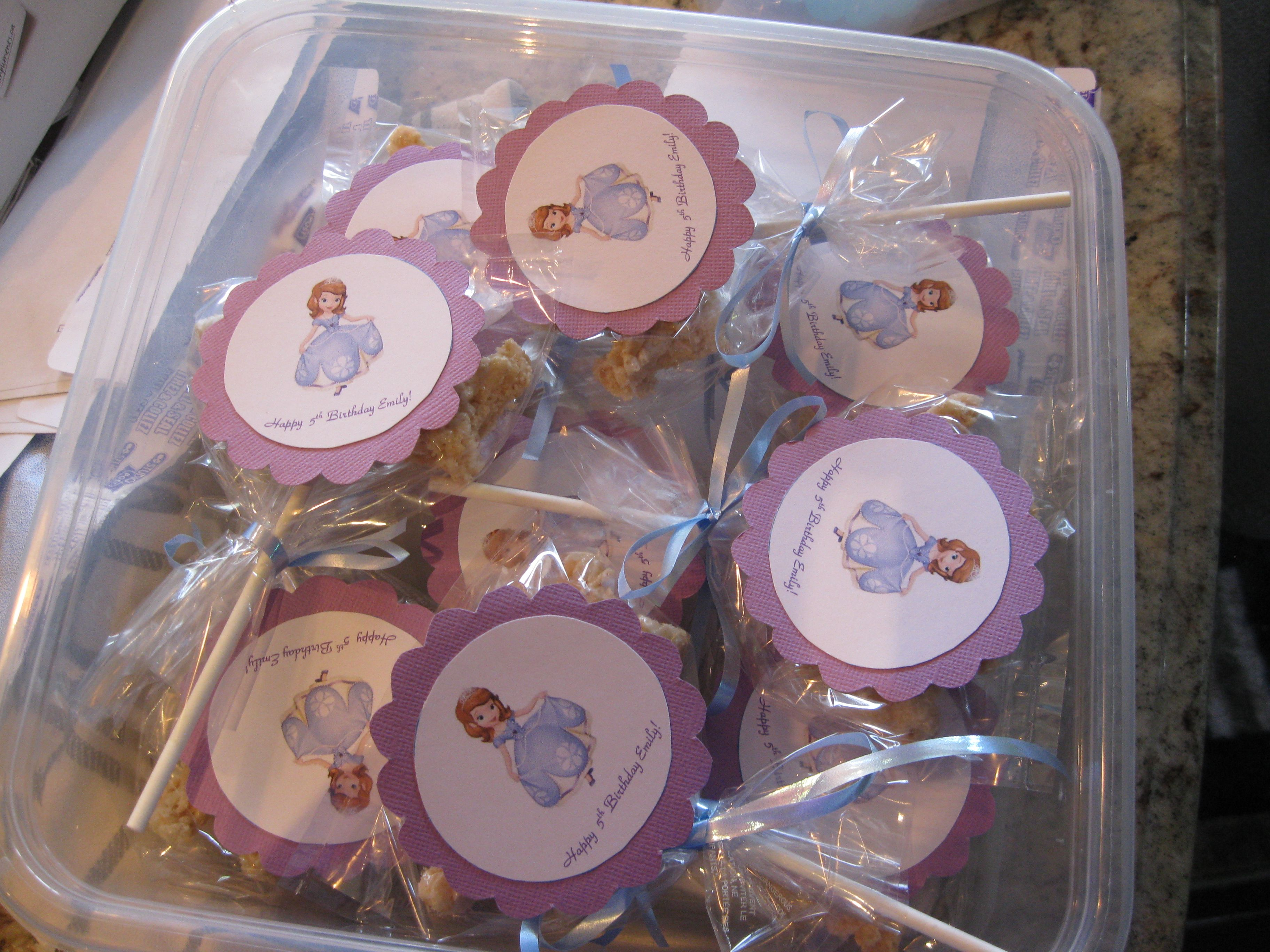 sofia the first diy birthday party favors glass slipper. Black Bedroom Furniture Sets. Home Design Ideas