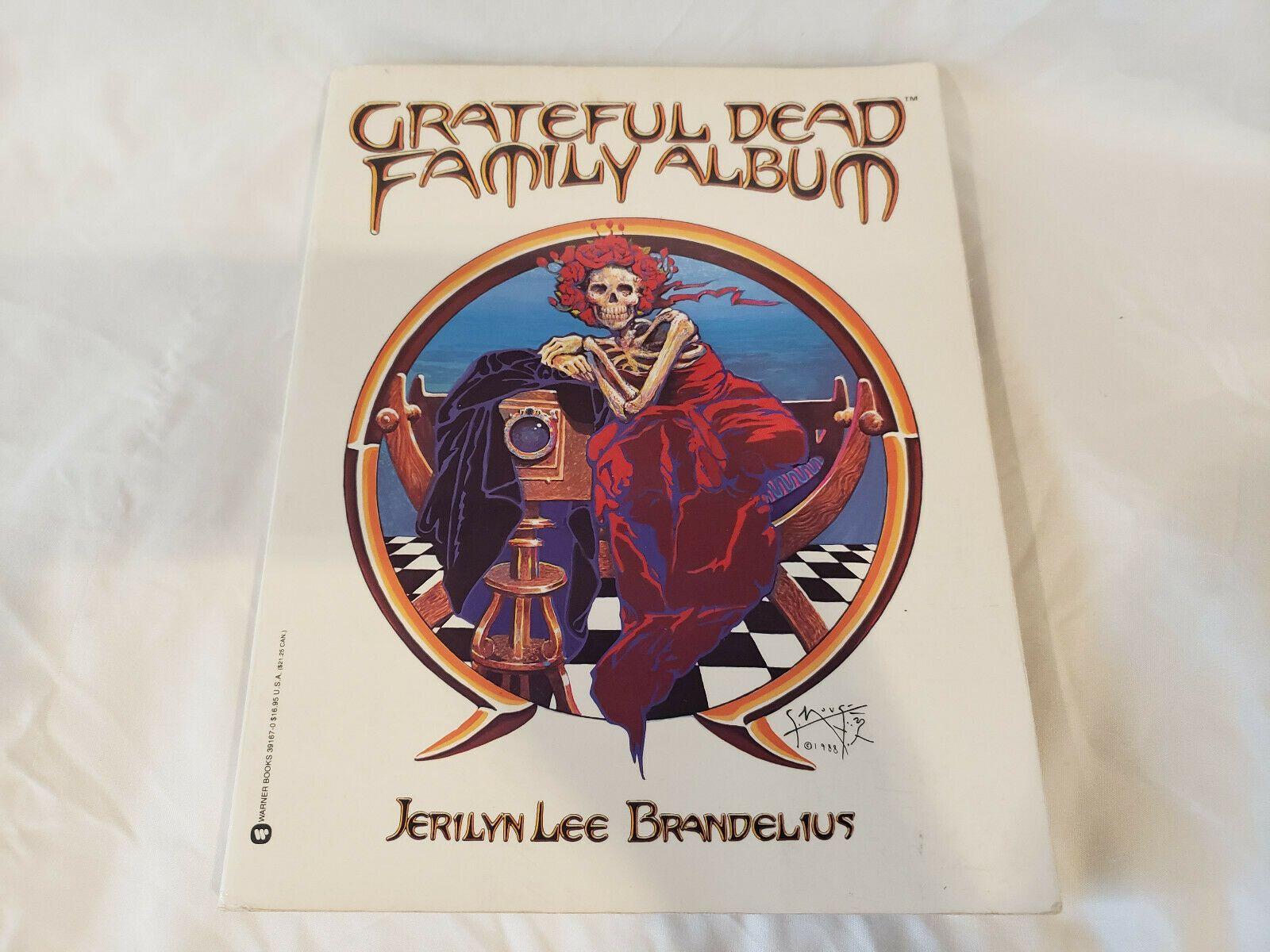 Forsale grateful dead family album 1st edition signed