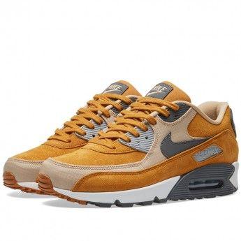 Nike Air Max 90 Premium | zapatos ninke | Nike air max, Air