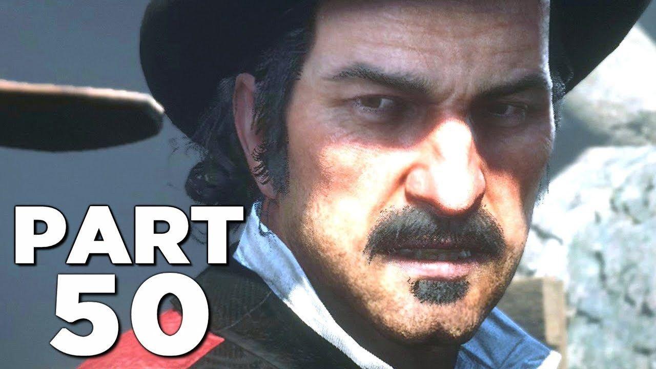 Red Dead Redemption 2 Walkthrough Gameplay Part 50 Meredith Rdr2 Red Dead Redemption Gameplay Redemption