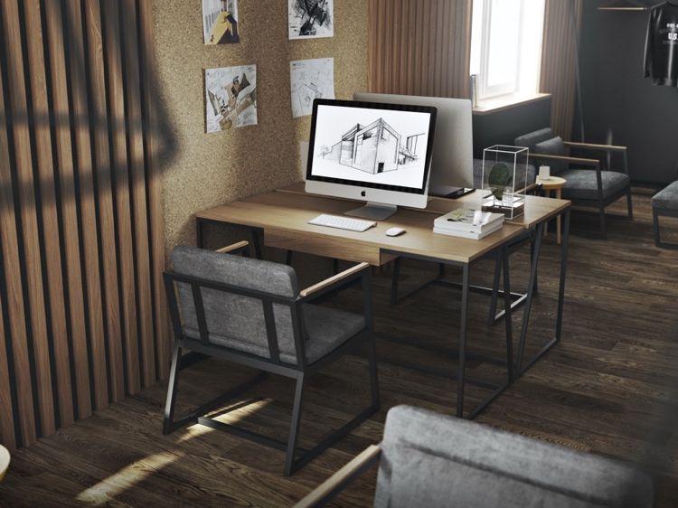Arbeitszimmer Grün ~ Besten home office bilder auf arbeitszimmer