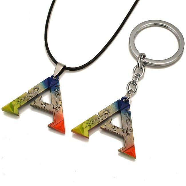 ARK Survival Evolved KeyRing KeyChain Necklace Pendant | ARK:Stuff