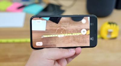 تطبيقات قياس المسافات للهواتف الذكية اندرويد Iphone