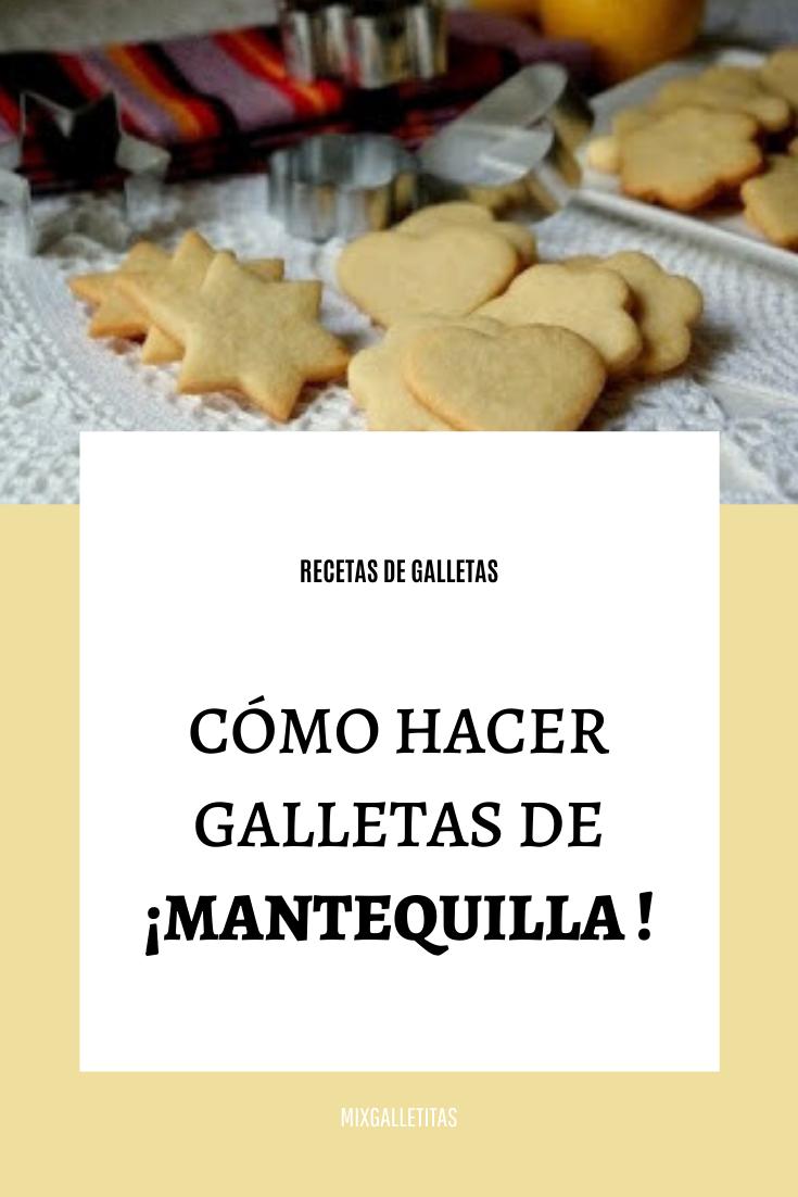Deliciosa Receta De Galletas De Mantequilla Recetas De Galletas Galletas Caseras De Mantequilla Como Hacer Galletas De Mantequilla Receta De Galletas Caseras