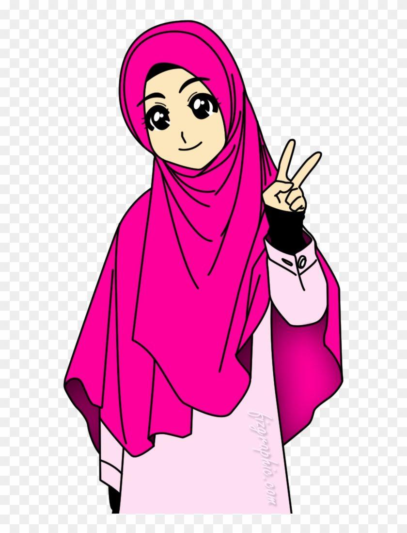 Find Hd Kartun Muslimah Png Kartun Gambar Wanita Muslimah Transparent Png To Search And Download More Free Transp Kartun Kartun Hijab Gambar Animasi Kartun