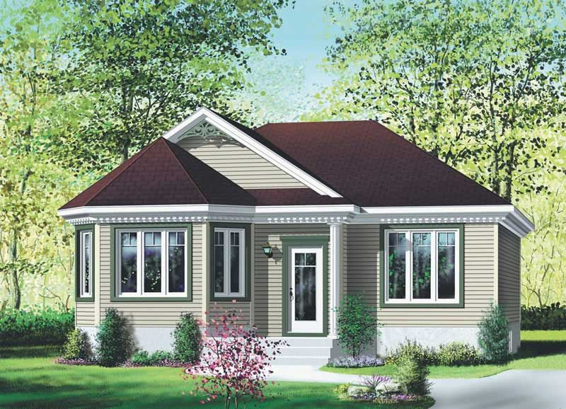 Small Traditional Bungalow House Plans Home Design Pi 10748 12754 Cottage Style House Plans Bungalow House Design Bungalow House Plans
