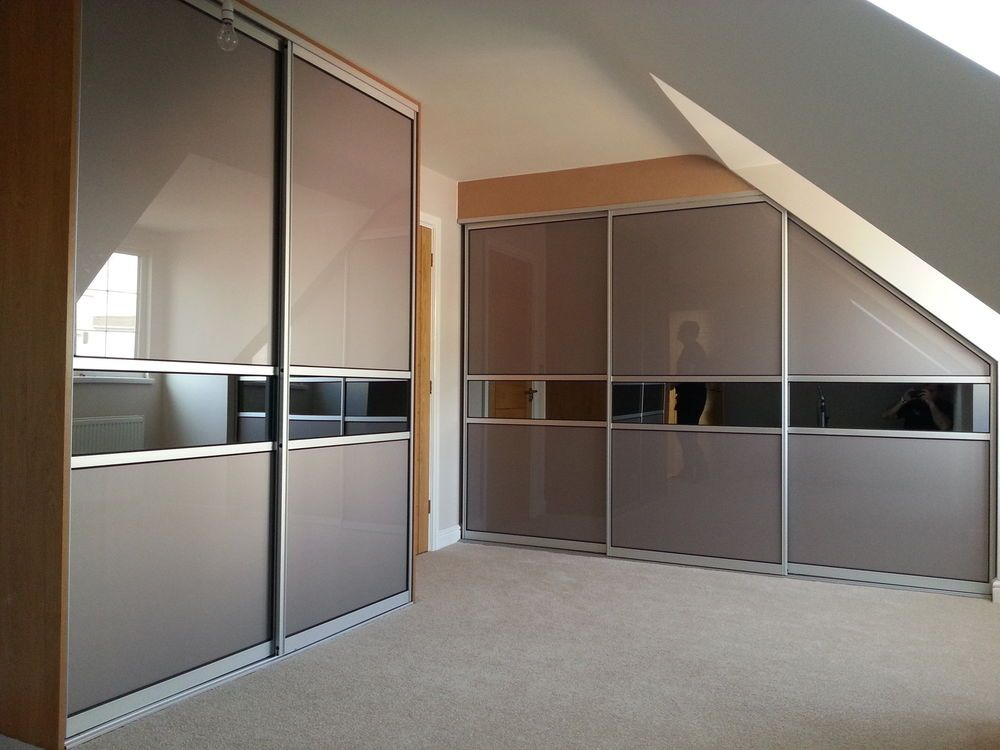 angled sliding wardrobe doors bespoke designs engineered. Black Bedroom Furniture Sets. Home Design Ideas
