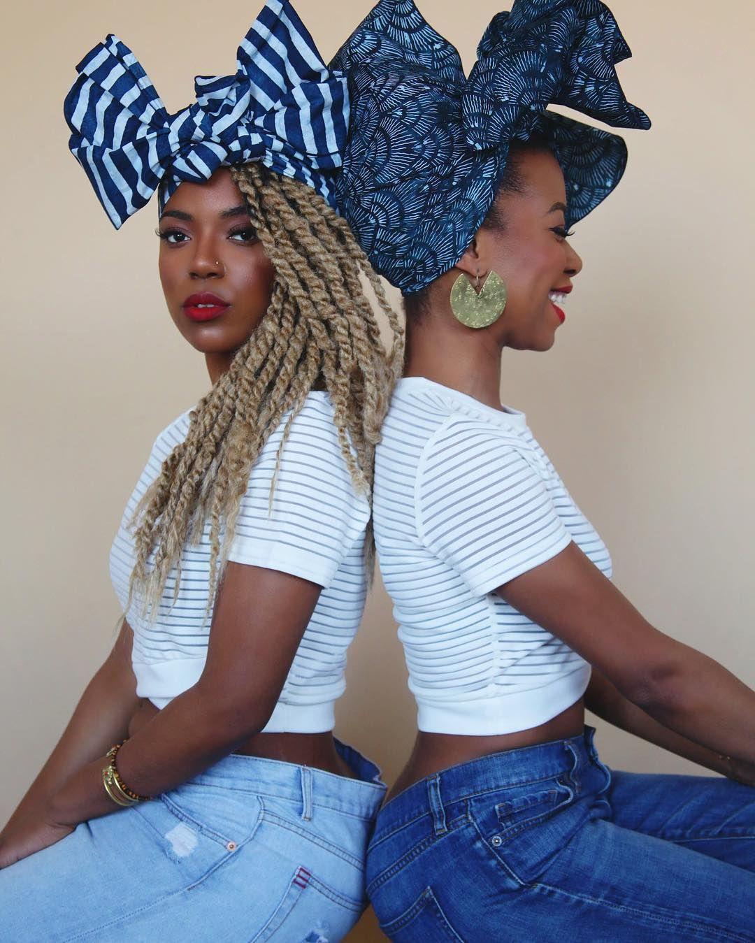 Épinglé par Mérou Sc sur Headwrap styles Foulard, Mode