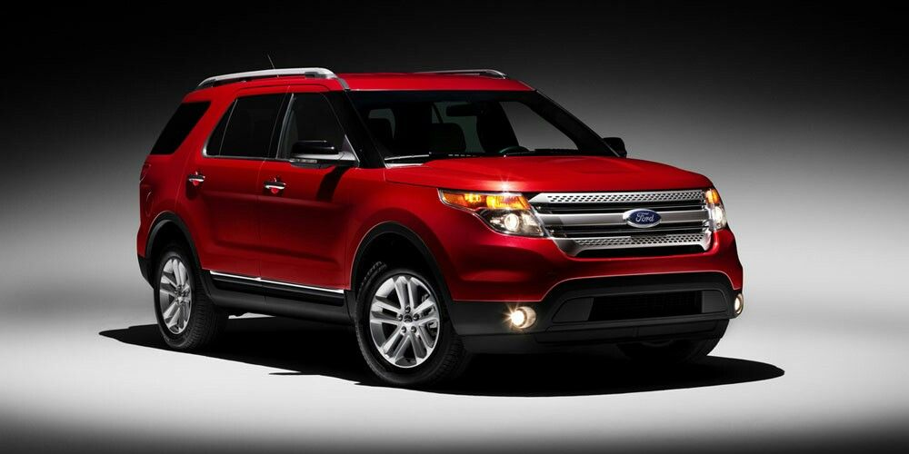 2017 Ford Explorer Xlt Towing Capacity Review With Images Ford