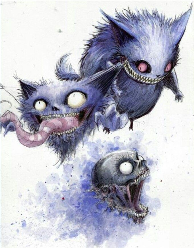 So sick   ghastly haunter and gengar | Nerd for life