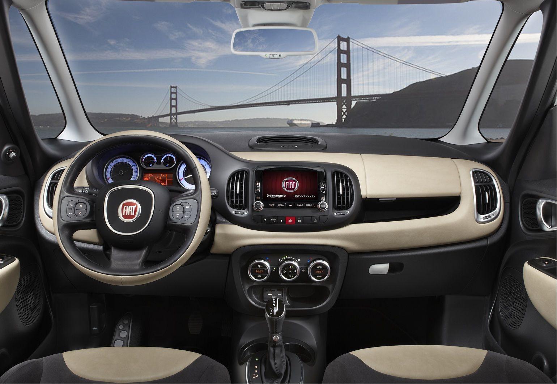 Uconnect Makes Its FIAT Debut   FIAT 500L   Fiat 500l, Fiat