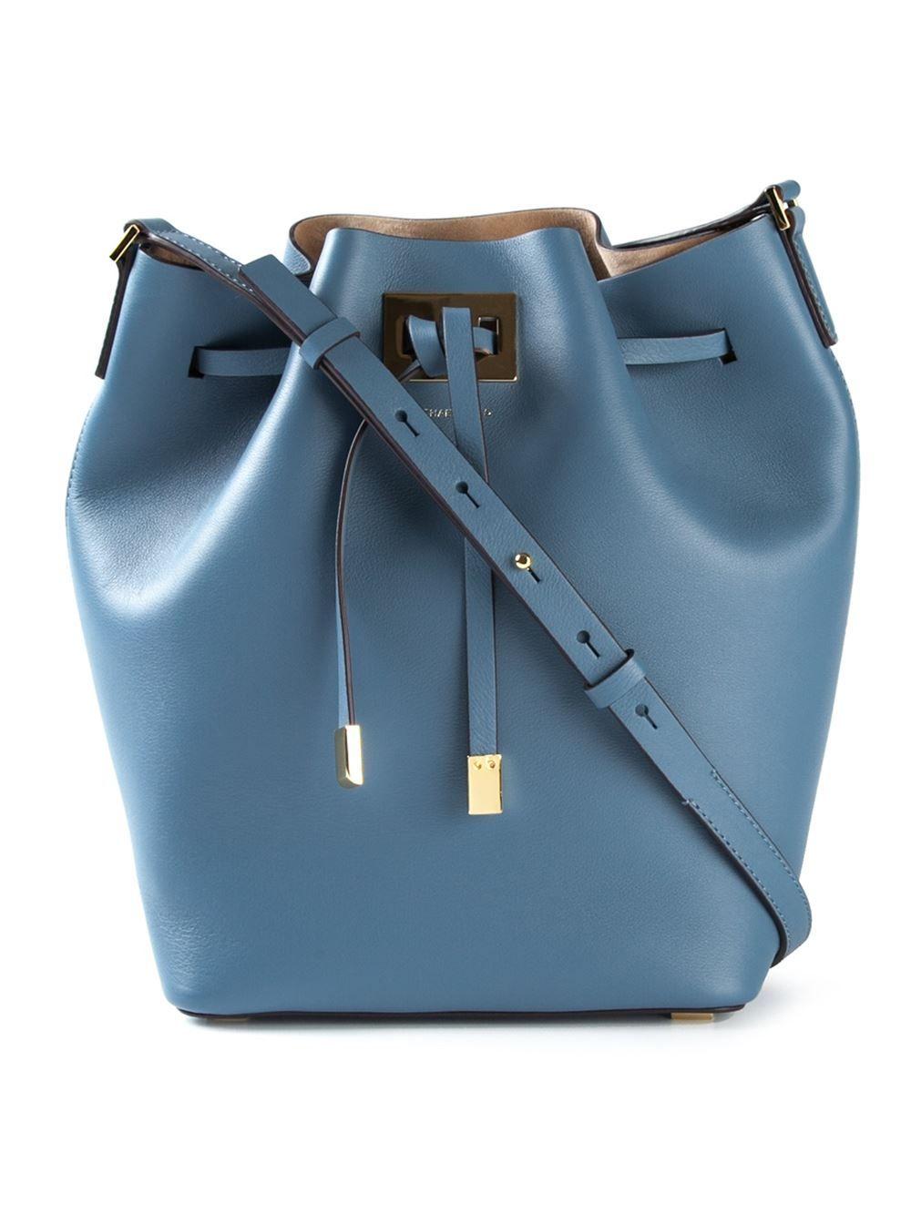 845dae808ae8 Michael Kors 'miranda' Bucket Bag - Smets - Farfetch.com | Bags ...