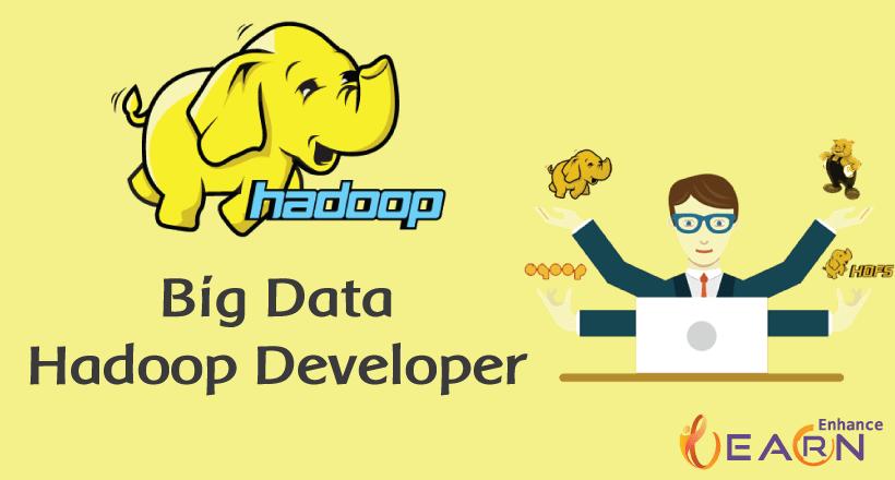 Hadoop Developer Training In 2020 Development Training Tutorial Technology Solutions