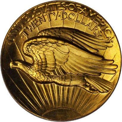 Saint-Gaudens double eagle realises $2 8m | Numismatic