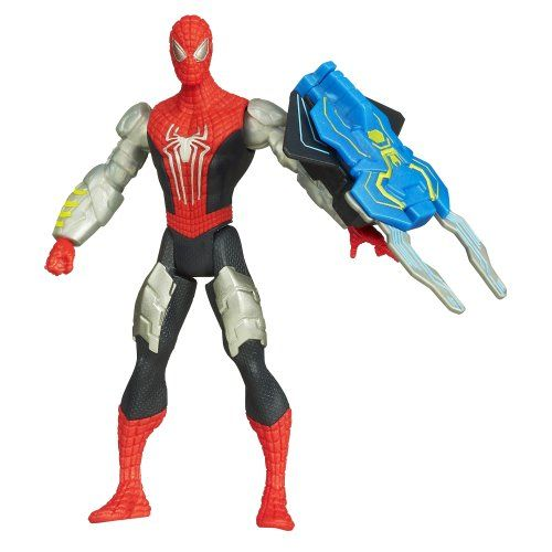 Marvel Amazing Spider-Man 2 Spider Strike Slash Gauntlet Spider-Man Figure 3.75 Inches Spider-Man http://www.amazon.com/dp/B00ECV5Q5C/ref=cm_sw_r_pi_dp_C6xZub0NRE3KS