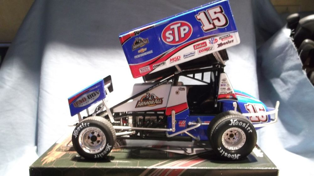 Tony Stewart Sprint Car Diecast