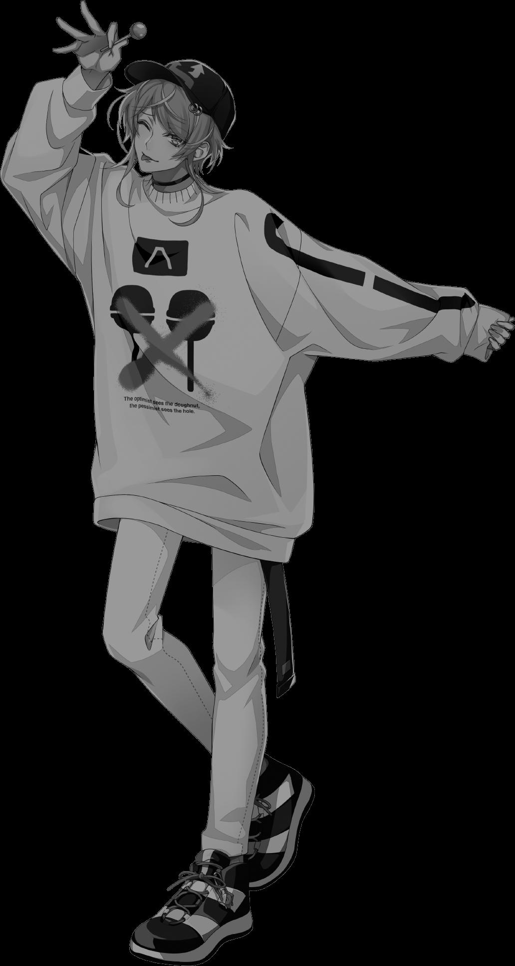 Character 男性声優キャララップバトル ヒプノシスマイク オフィシャルサイト かっこいい ポーズ イラスト 男の子 イラスト かっこいいポーズ