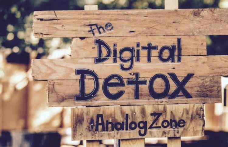 Digital Detox - Keeping our digital lives in balance.