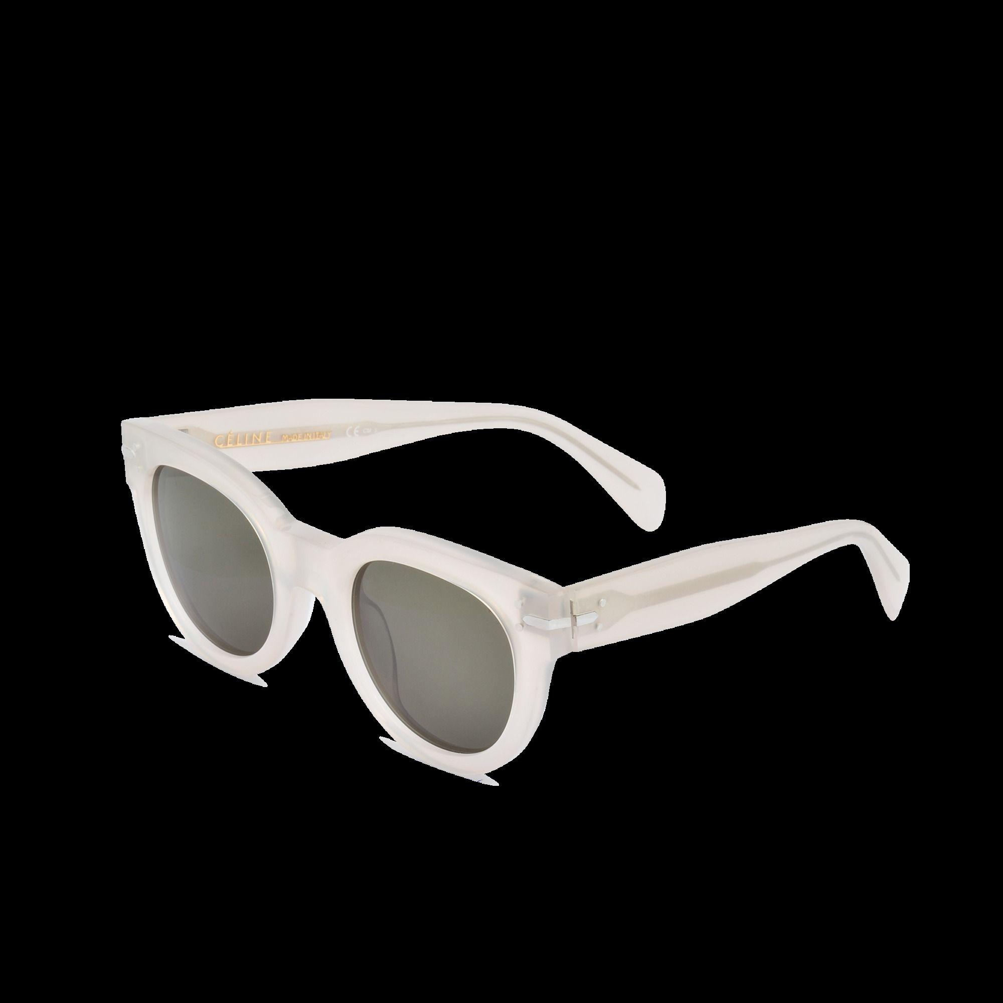 Celine Cl S Sunglasses in Beige | Lyst