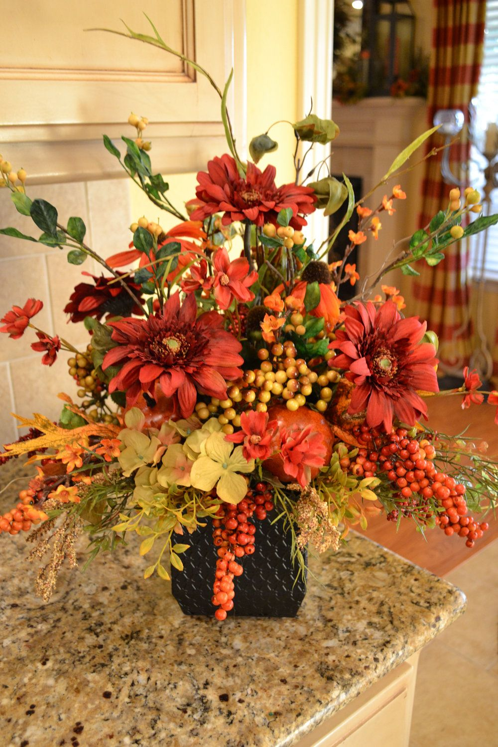This item is unavailable Etsy Thanksgiving flower
