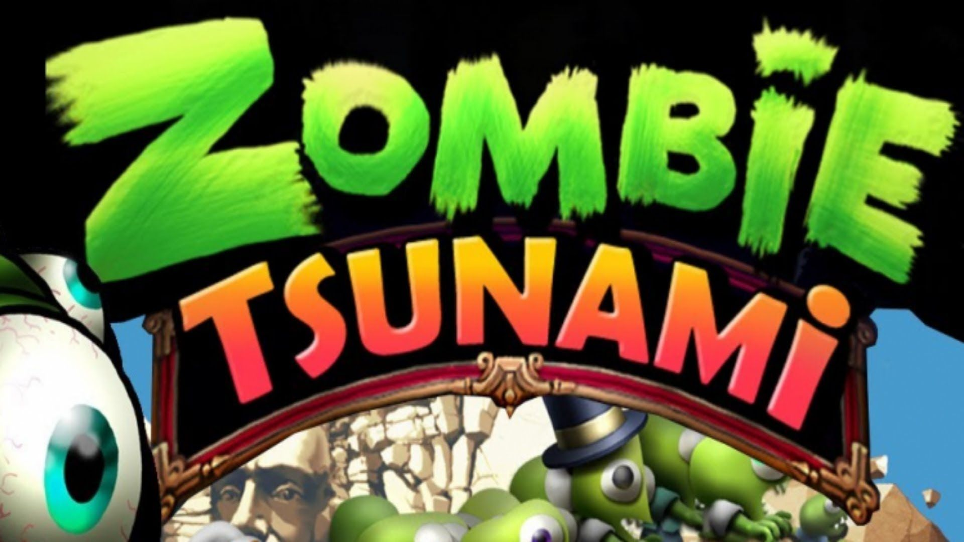 "Generateur ""Zombie Tsunami"" mod"