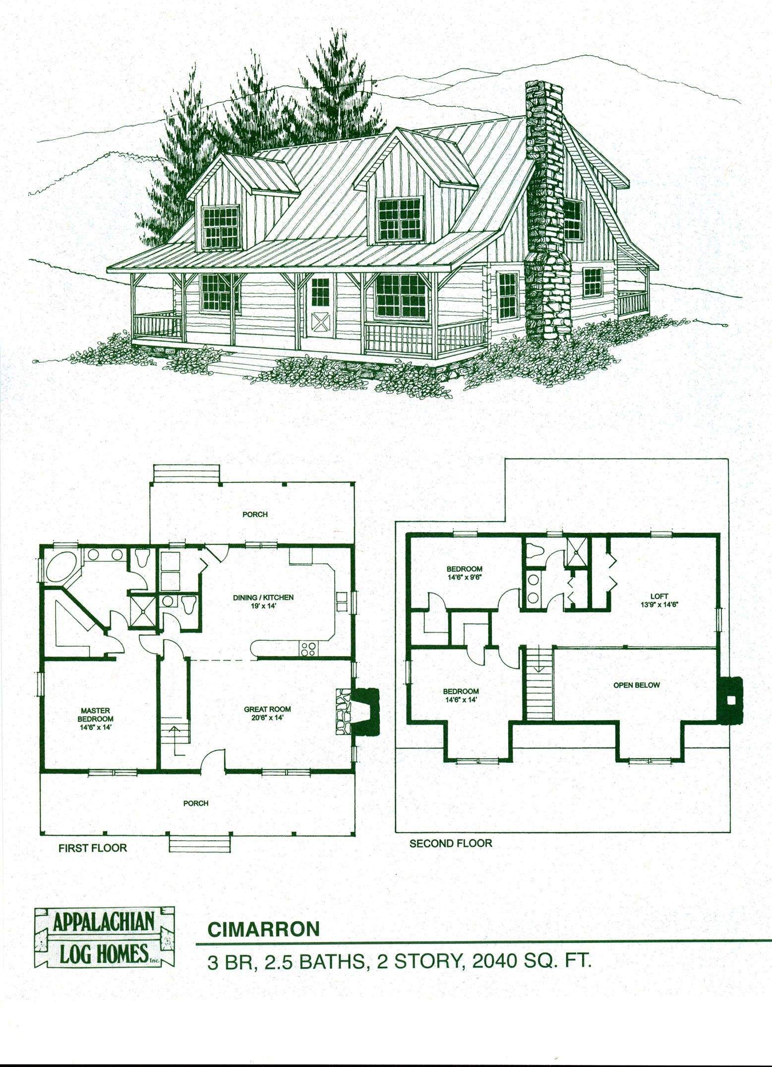 log home floor plans log cabin kits appalachian log homes rh pinterest com