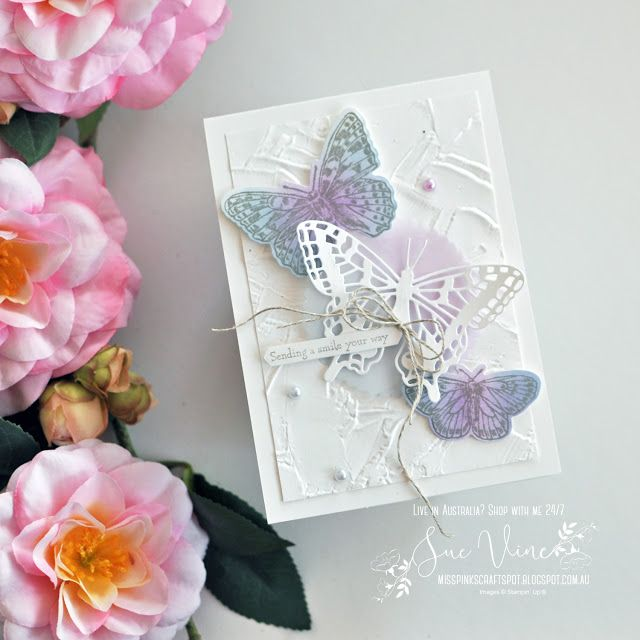 Sending Smiles with Butterfly Bouquet